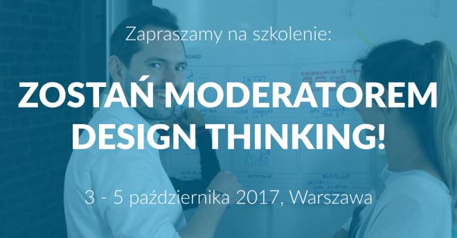 szkolenie moderatorów design thinking - październik 2017