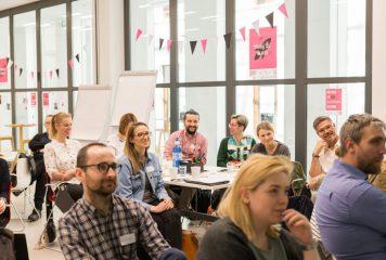 Design Thinking Fest w Toruniu #Współpraca