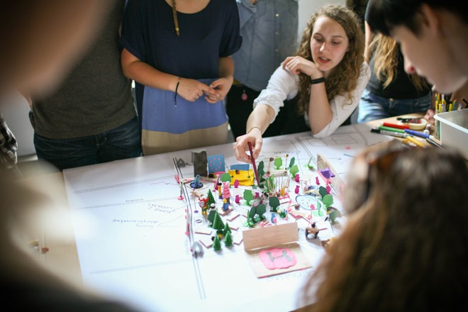 Design Thinking Trafo