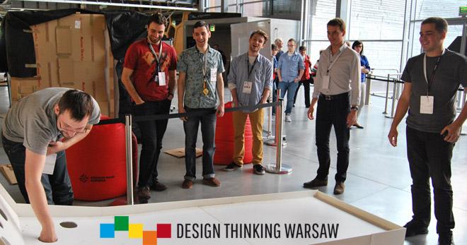 Warsztat Design Thinking dla początkujących
