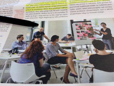 Design Thinking w magazynie FUTU
