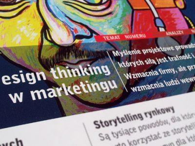 Design Thinking a zagadka Doliny Krzemowej