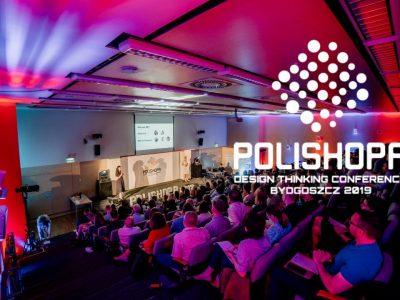 Relacja z Polishopy – konferencji Design Thinking