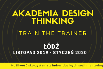 AKADEMIA DESIGN THINKING – Train the Trainer