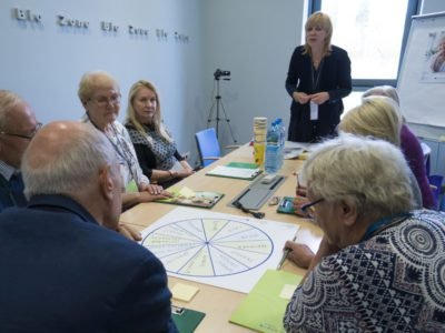 Projektowanie nowych produktów spożywczych z zaangażowaniem seniorów