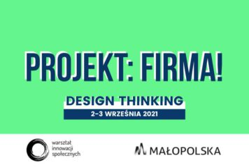 Projekt: firma! Design Thinking